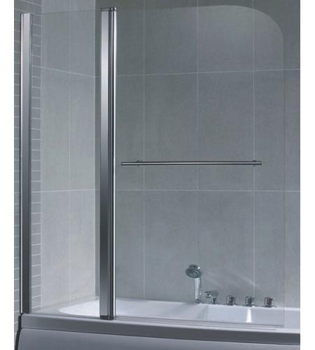 Vetro sopravasca pieghevole con porta salvietta - Porta doccia pieghevole ...