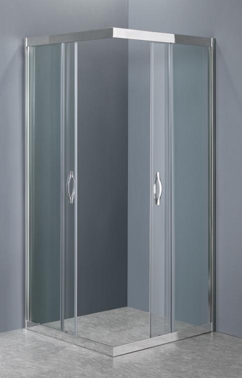 Box doccia con struttura in alluminio offerte box per doccia for Offerte box doccia
