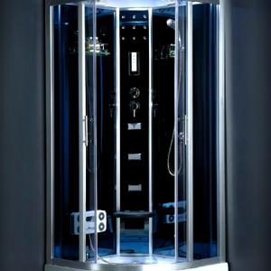 Cabina doccia Multifunzione Circolare con Luci mod. Vittoria