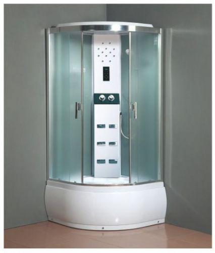 Cabina multifunzione con luci e idromassaggio offerte - Luci per doccia ...