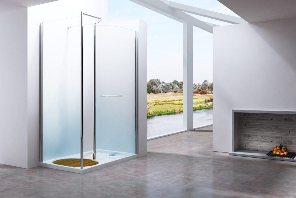 Box doccia curvo senza porta offerte box per doccia - Doccia senza porta ...