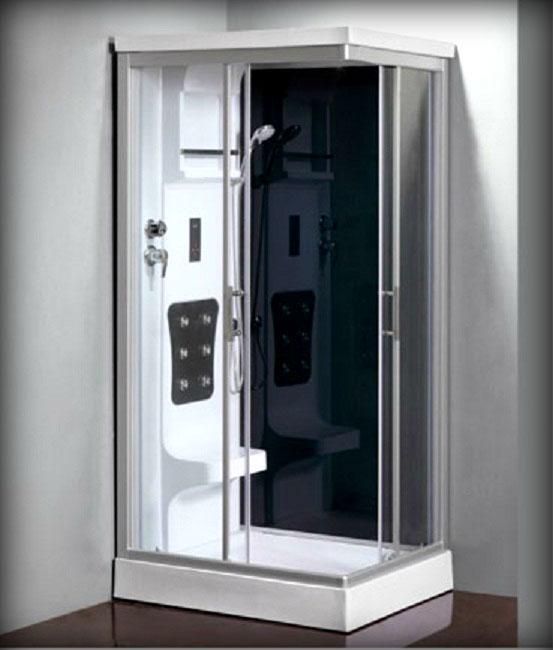 Cabina doccia multifunzione con radio offerte box per for Mobili multifunzione