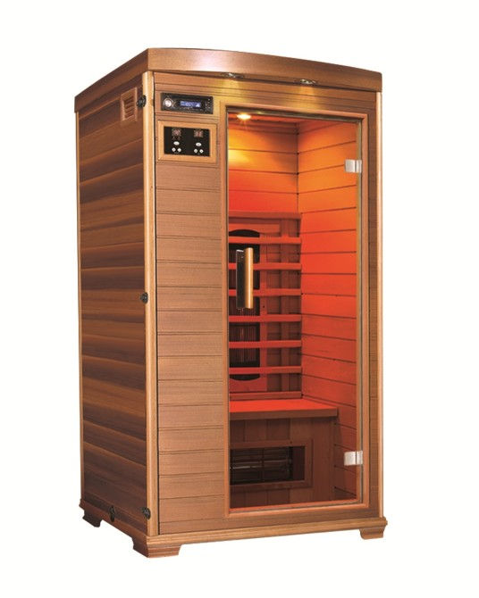 pretty sauna