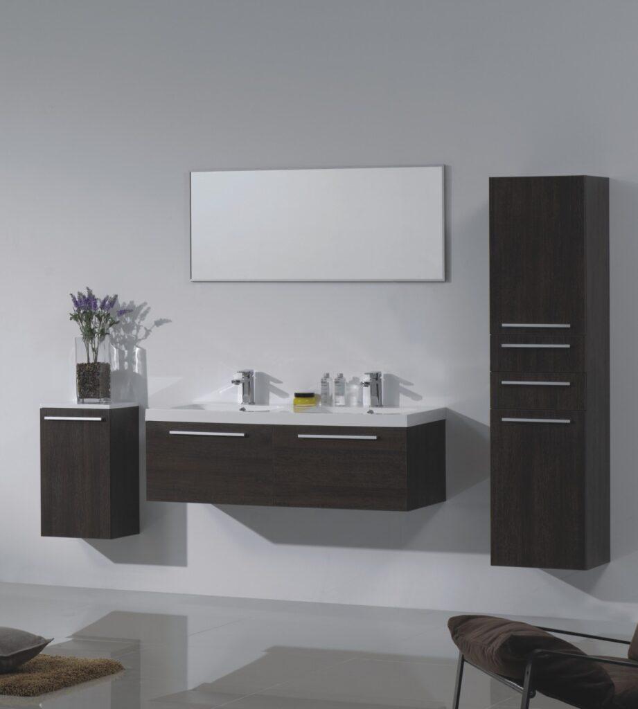 mobile bagno con doppio lavabo offerte box per doccia