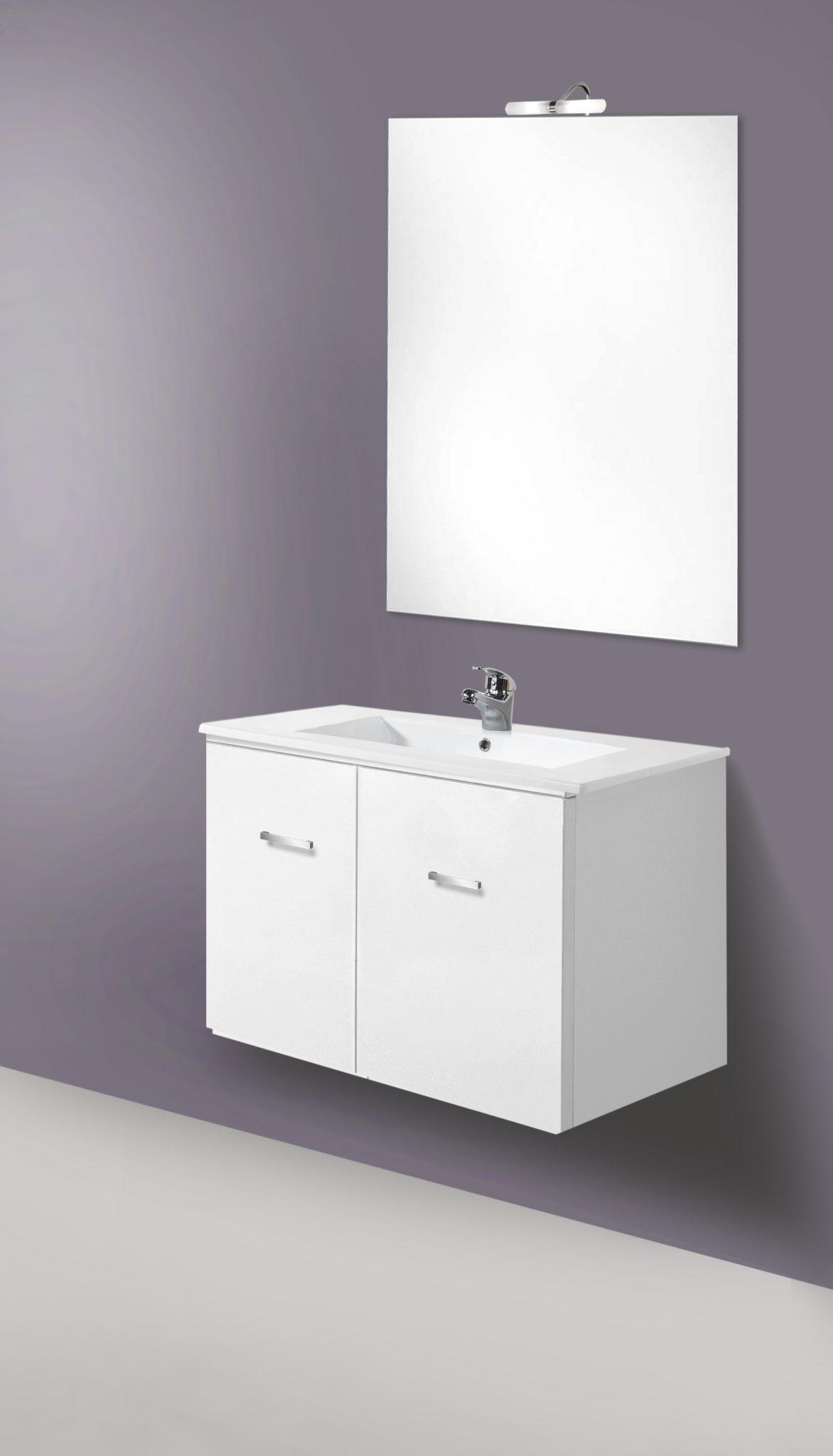 Mobile bagno con antine sottostanti offerte box per doccia for Mobile per il bagno offerte